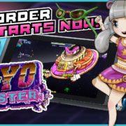 Switch版『Q-YO Blaster』の海外配信日が2019年6月27日に決定!レトロスタイルの横スクロール2Dシューティングゲーム
