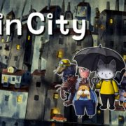 Switch版『Rain City』の国内発売日が2019年6月27日に決定!体験版も配信開始!