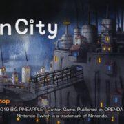 PS4&Switch用ソフト『Rain City』の海外発売日が2019年7月27日に決定!