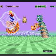 Nintendo Switch用ソフト『SEGA AGES スペースハリアー』の配信日が2019年6月27日に決定!
