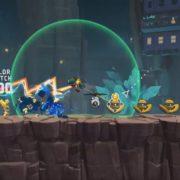 Switch&PC用ソフト『Skybolt Zack』の海外発売日が2019年10月24日に決定!リズムアクションゲーム