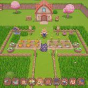 『Snacko』がSwitch&PC向けとして2021年に海外発売決定!猫が主人公のキュートな農業RPG