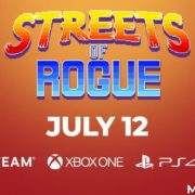 Switch版『Streets of Rogue』の海外配信日が2019年7月12日に決定!見下ろし型のローグライクRPG