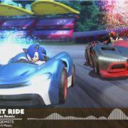『チームソニックレーシング』のBGM 紹介映像10「Green Light Ride Remix」編が公開!