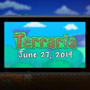 Nintendo Switch版『Terraria』の海外発売日が2019年6月27日に決定!