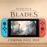 Switch版『The Elder Scrolls: Blades』が2019年秋に発売決定!