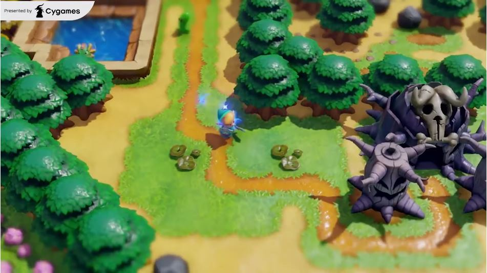 IGN Japanによる『ゼルダの伝説 夢をみる島』と『ルイージ