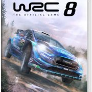 Switch版『WRC 8: FIA World Rally Championship』のボックスアートが公開!