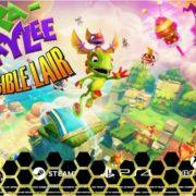 コンソール&PC用ソフト『Yooka-Laylee and the Impossible Lair』が海外向けとして2019年後半に発売決定!『Yooka-Laylee』の新作となるアクションゲーム