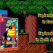 『Aggelos』のPS4&Switchパッケージ版が海外向けとして2019年9月に発売決定!