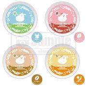 『牧場物語 再会のミネラルタウン』のエビテン限定特典「オリジナル豆皿セット(ウシさん4種)」のサンプルが公開!