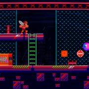 Switch用ソフト『サイバリアン ~タイムトラベルウォリア―~』が2019年7月25日に配信決定!レトロスタイルの2Dアクションゲーム