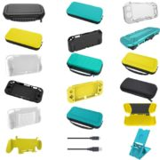 サイバーガジェットがNintendo Switch Lite用の商品を発売することを発表!