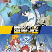 『Digimon Story Cyber Sleuth: Complete Edition』がパッケージでも発売決定!ボックスアートも公開!