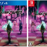 PS4&Switch版『酉閃町 Dusk Diver』の国内発売日が2019年10月24日に決定!