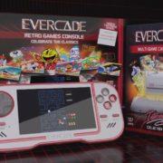 クラシックゲームが楽しめる携帯レトロゲーム機「EVERCADE」の紹介映像が公開!