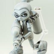 グッドスマイルカンパニーから『figma Splatoon ボーイ』が商品化決定!原型が初公開