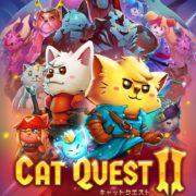 『Cat Quest II』の最終的なキーアートが公開!