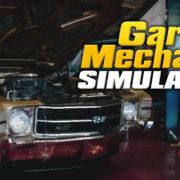 Switch版『Garage Mechanic Simulator』が海外向けとして2019年7月26日に配信決定!自動車販売店シミュレーター