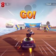 PS4&Xbox One&Switch&PC用ソフト『Garfield Kart Furious Racing』が海外向けとして2019年11月に発売決定!