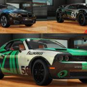 『Gear.Club Unlimited 2』のアップデートが2019年7月4日に実施!新たに3車種が追加