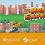 Xbox One&Switch&PC用ソフト『Hero Express』が海外向けとして2019年7月5日に発売決定!クレイジーなスキルベースのゲーム