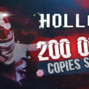 『Hollow (ホロウ)』の販売本数が200,000本に到達したことが発表!