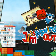 Switch&PC用ソフト『Jim Is Moving Out!』が海外向けとして2019年7月19日に配信決定!引越し物理ベースのプラットフォームパズルゲーム