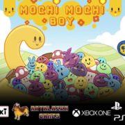 コンソール版『Mochi Mochi Boy』の海外発売日が2019年7月に決定!ステージのすべてのタイルを埋めるパズルゲーム