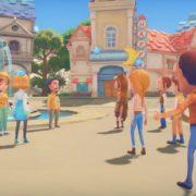 PS4パッケージ版『きみのまち ポルティア』が2019年11月14日に発売決定!