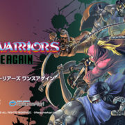 PS4&Switch版『ザ・ニンジャウォーリアーズ ワンスアゲイン』の国内発売日が2019年7月25日に決定!