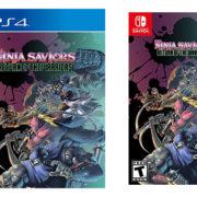 PS4&Switch版『ザ・ニンジャウォーリアーズ ワンスアゲイン』の北米&ヨーロッパでの発売日が2019年8月30日に決定!パッケージ版も発売