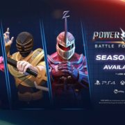 『Power Rangers: Battle for the Grid』のSeason One Pass Trailerが公開!