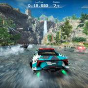 Switch版『RISE: Race The Future』の海外配信日が2019年7月22日に決定!アーケードスタイルの3Dレーシングゲーム