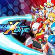 モバイル向け新作ソフト『ロックマン X DiVE』が海外向けとして2019年に配信決定!