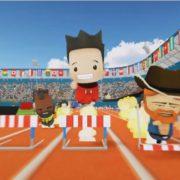 PS4&Xbox One&Switch用ソフト『Smoot Summer Games』が海外向けとして2019年7月25日に配信決定!美しい3Dアートで作られたマルチプレイヤースポーツゲーム