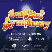 PS4&Switch&PC用ソフト『Songbird Symphony』のNarrative Trailerが公開!リズムベースのパズルアクションゲーム