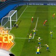 Switch版『スーパー アーケード サッカー』が2019年8月1日に国内配信決定!シンプル操作で手軽に遊べるサッカーゲーム