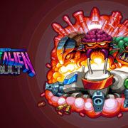 Switch版『Super Mutant Alien Assault』が海外向けとして2019年7月12日に配信決定!全ステージランダム生成の乱れ撃ちアクションSTG