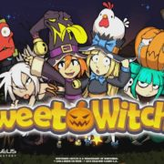 Switch版『Sweet Witches』が2019年7月27日に配信決定!可愛い魔法少女のアーケードプラットフォーマーゲーム