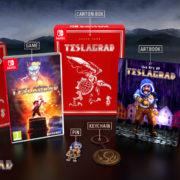 『Teslagrad』のパッケージ版が海外向けとして2019年9月27日に発売決定!