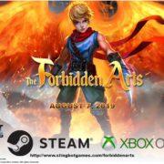 コンソール&PC用ソフト『The Forbidden Arts』の海外配信日が決定!様々な冒険や発見を楽しむアクション・アドベンチャーゲーム