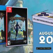 PS4&Switch版『Timespinner』のパッケージ版がLimited Run Gamesから発売決定!