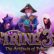 Switch版『Trine 3: The Artifacts of Power』の海外配信日が2019年7月29日に決定!