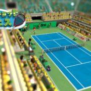 Switch用ソフト『わいわい!ナイスショットテニス』が2019年7月4日から配信開始!