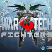 『War Tech Fighters』のPS4&Switch パッケージ版が海外向けとして発売決定!