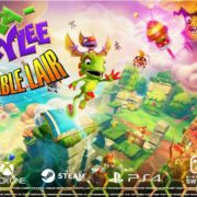 『Yooka-Laylee and the Impossible Lair』のAlternate Level Statesトレーラーが公開!
