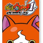 Switch版『妖怪ウォッチ1 for Nintendo Switch』の予約が開始!