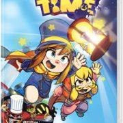 Switch版『A Hat in Time』の海外向けパッケージ版が正式発表!2019年10月18日に発売決定!