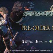 『AeternoBlade II』の海外発売日が2019年10月11日に決定!横スクロールタイプのコンボアクションゲーム